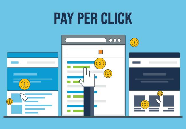 pay per click graphic