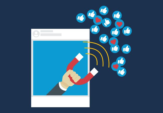lead generation on social media
